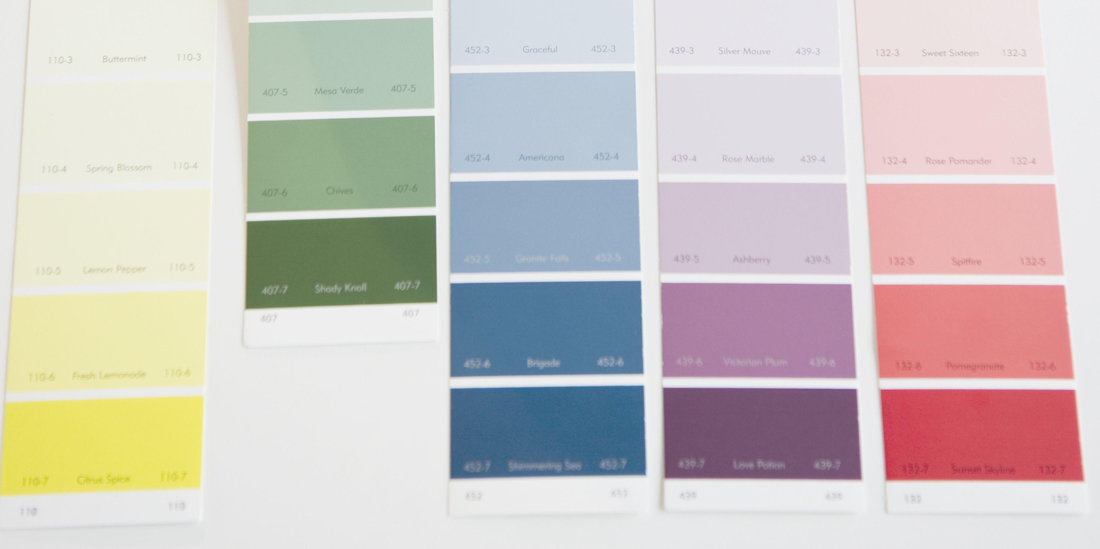 Best Of Best Purple Paint Colors