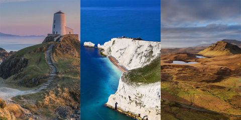 great british islands