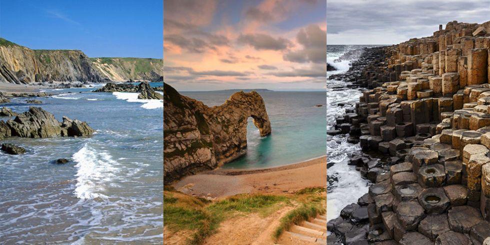 10 dramatic UK coastlines that remind us how beautiful our island really is