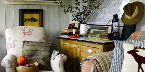 autumn room