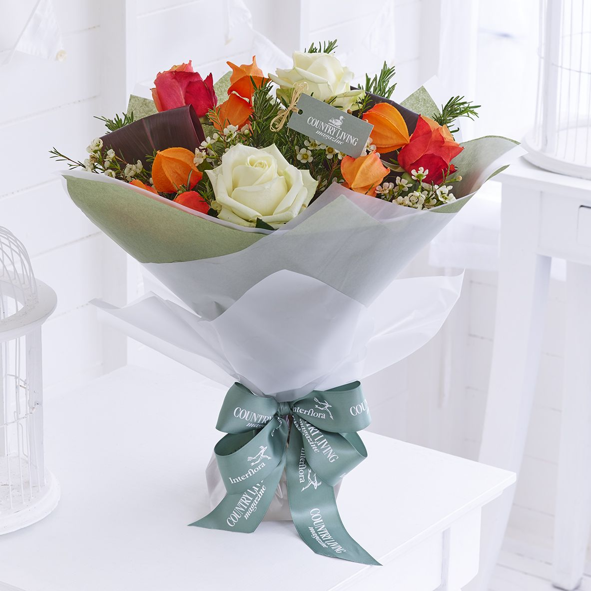 The country living interflora bouquet collection mightylinksfo