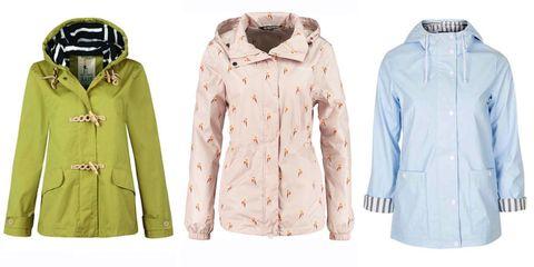waterproof walking coats fashion