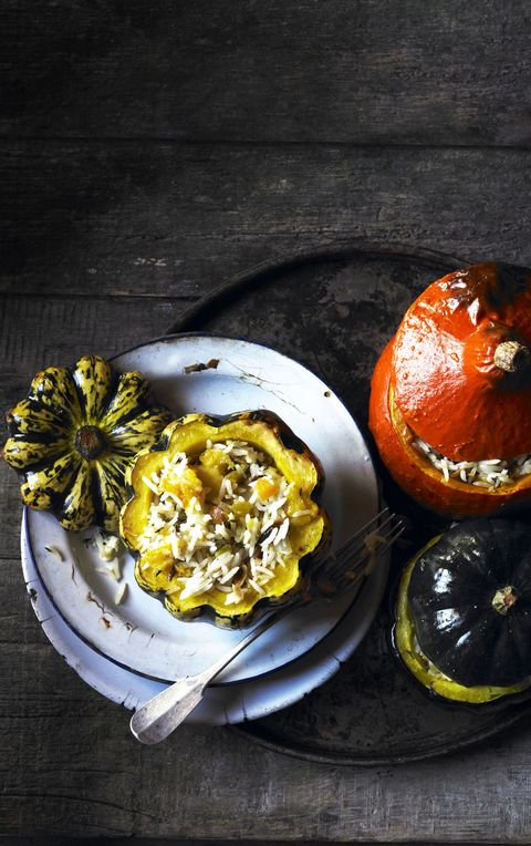stuffed pumpkin recipe main course
