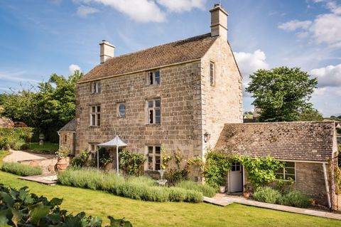 Darcy House stone cottage exterior