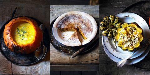 squash pumpkin recipes