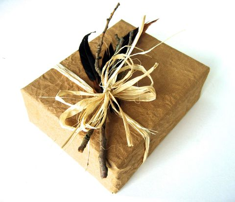 16 Country Christmas Gift Wrapping Ideas How To Wrap