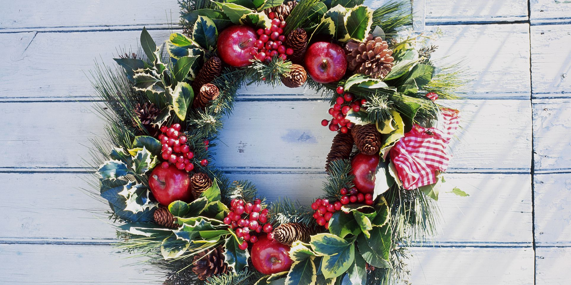 8 Christmas wreath-making courses in 2018