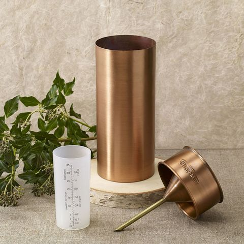 """<p>Every gardener is obsessed with the amount of rainfall their plants receive – and I am no exception. This traditional copper gauge measures the level of rainfall, letting us know if enough moisture has made it down to the roots and if we really need to put that sprinkler on. Its stylish rustic finish means it will look good in your outdoor space too. </p><p><strong data-redactor-tag=""""strong"""">Traditional Copper Rain Gauge, Climemet, £76</strong><span class=""""redactor-invisible-space"""" data-verified=""""redactor"""" data-redactor-tag=""""span"""" data-redactor-class=""""redactor-invisible-space""""><strong data-redactor-tag=""""strong"""">. </strong><a rel=""""noskim"""" href=""""http://www.notonthehighstreet.com/climemet/product/traditional-copper-rain-gauge?utm_source=Country_Living&utm_medium=partnership&utm_content=Web&utm_campaign=Giftlikeaneditor"""" target=""""_blank""""><span id=""""selection-marker-1"""" class=""""redactor-selection-marker"""" data-verified=""""redactor"""" data-redactor-tag=""""span"""" data-redactor-class=""""redactor-selection-marker""""></span><strong data-redactor-tag=""""strong"""">Order here.</strong></a></span><br></p>"""
