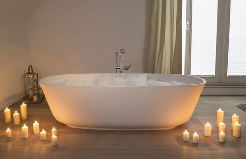 8 ways to make your bath even more relaxing
