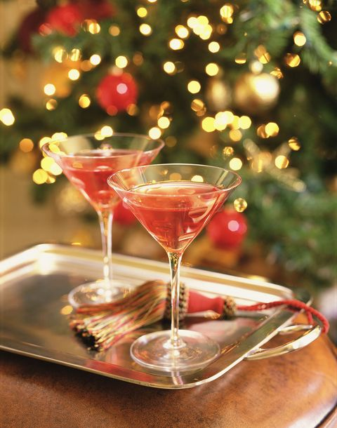 christmas drink cocktails