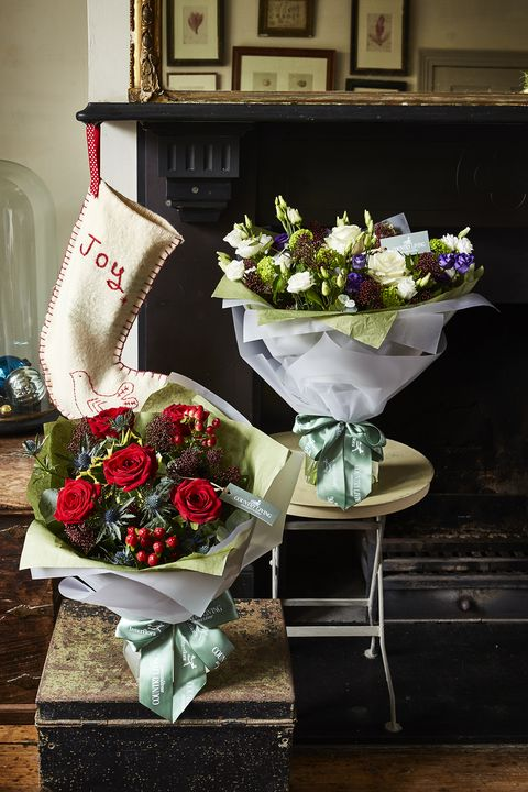 Our Country Living winter hand-tied bouquets are here!