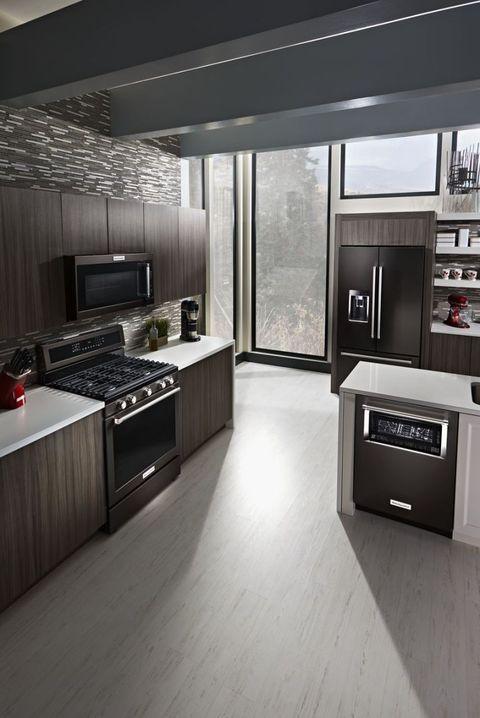 Floor, Interior design, Flooring, Room, Ceiling, Interior design, Major appliance, Grey, Tile, Print, copy, scan & fax accessory,