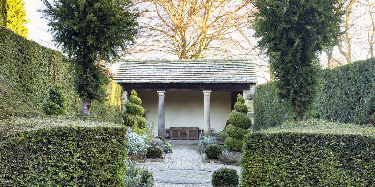 York Gate garden in West Yorkshire takes design to a new level