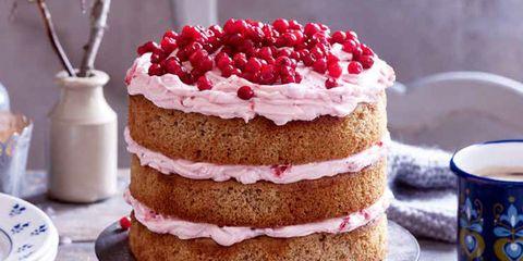 ginger bread cake danish