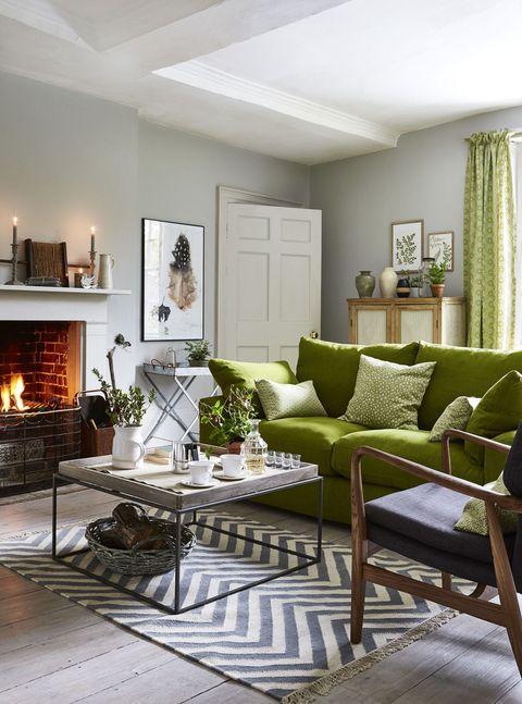 keswick sofa dfs green living room