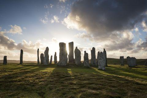 Scotland stones