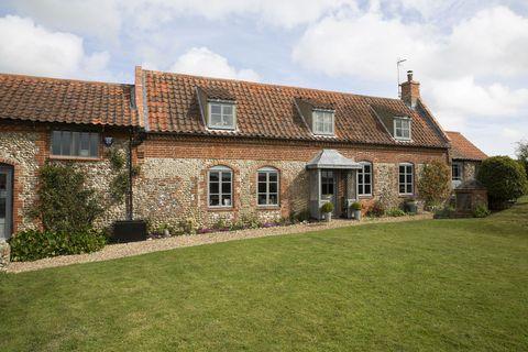 norfolk cottage house