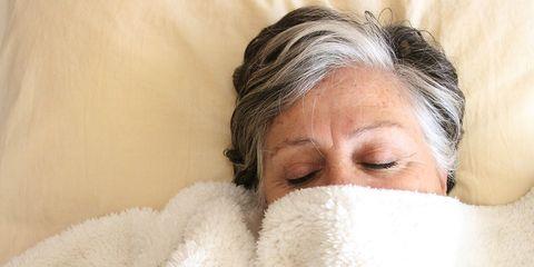 grandma sleeps too long