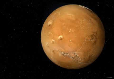 This is how NASA is making Mars ready for us to live on