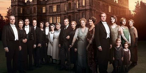 Downton Abbey locations