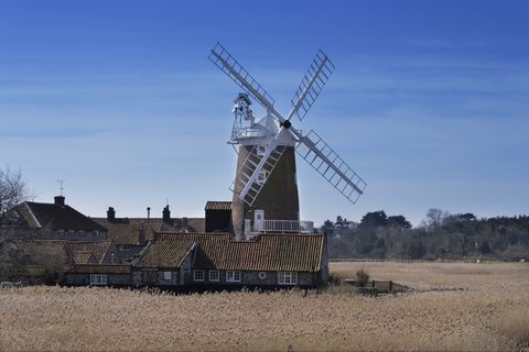 Cley Windmill exterior
