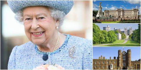 queen home castles