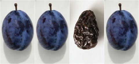 dehydrated plums prune fruit