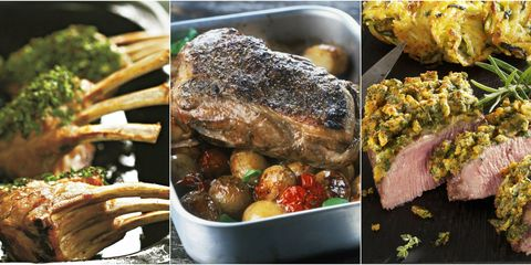 Easter decoration recipe and gift ideas 4 alternative ways to serve lamb this easter negle Images