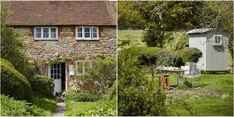 cottage shepherd hut