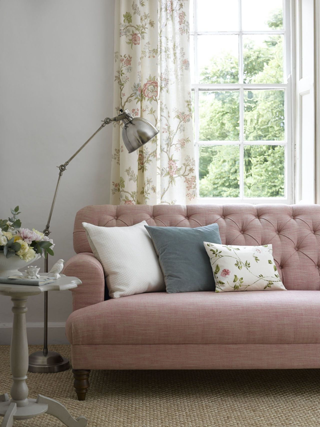 Delicieux Sofa Country Cottage Living Room
