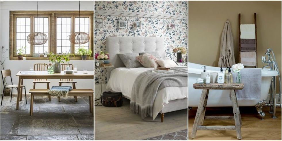 stylist tips on how to achieve the country cottage style rh countryliving com country cottage style curtains country cottage style futon