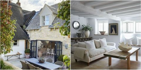 This Cotswold Cottage Has Been Transformed Into A Modern Rustic