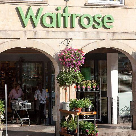 Waitrose supermarket store, Marlborough, Wiltshire