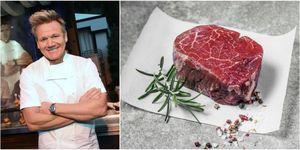 gordon ramsey steak