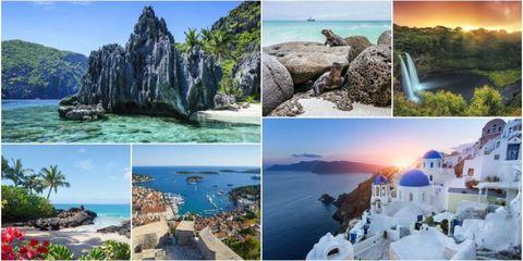 best islands world
