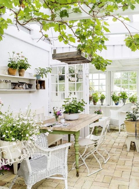 17 conservatories and garden rooms ideas - Garden shed renovation ideas