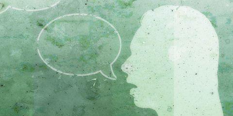 talk speech bubble