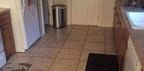 Floor, Tile, Flooring, Property, Room, Hardwood, Laminate flooring, Wood,