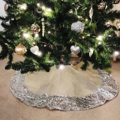 christmas tree skirt - Cheap Christmas Tree Skirts