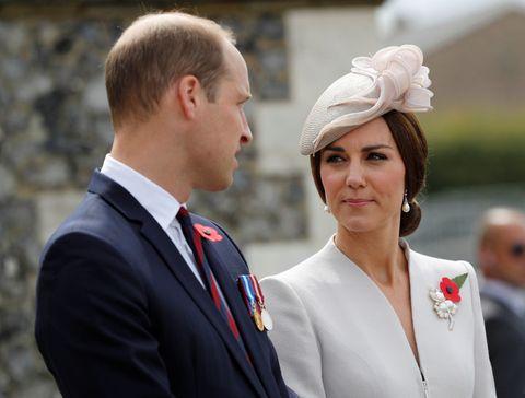 Duchess of Cambridge Prince William