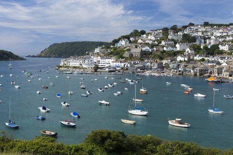 Salcombe in Devon voted best seaside resort in UK