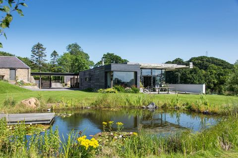 Kevin Mccloud S Dream Home From Grand Designs Is Up For Sale