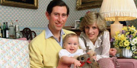 20 beautiful photos of Princess Diana at home