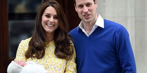 Royal baby three