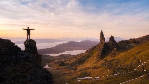 Scotland is the most beautiful country in the world