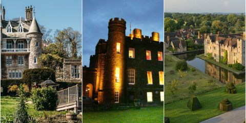 10 breathtaking castle hotels that you can book right now
