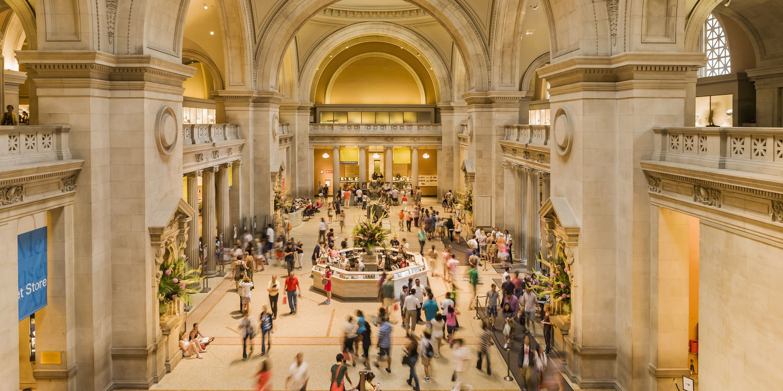 Metropolitan Museum Of Art Stock Photos Metropolitan: The Met's New Admission Price