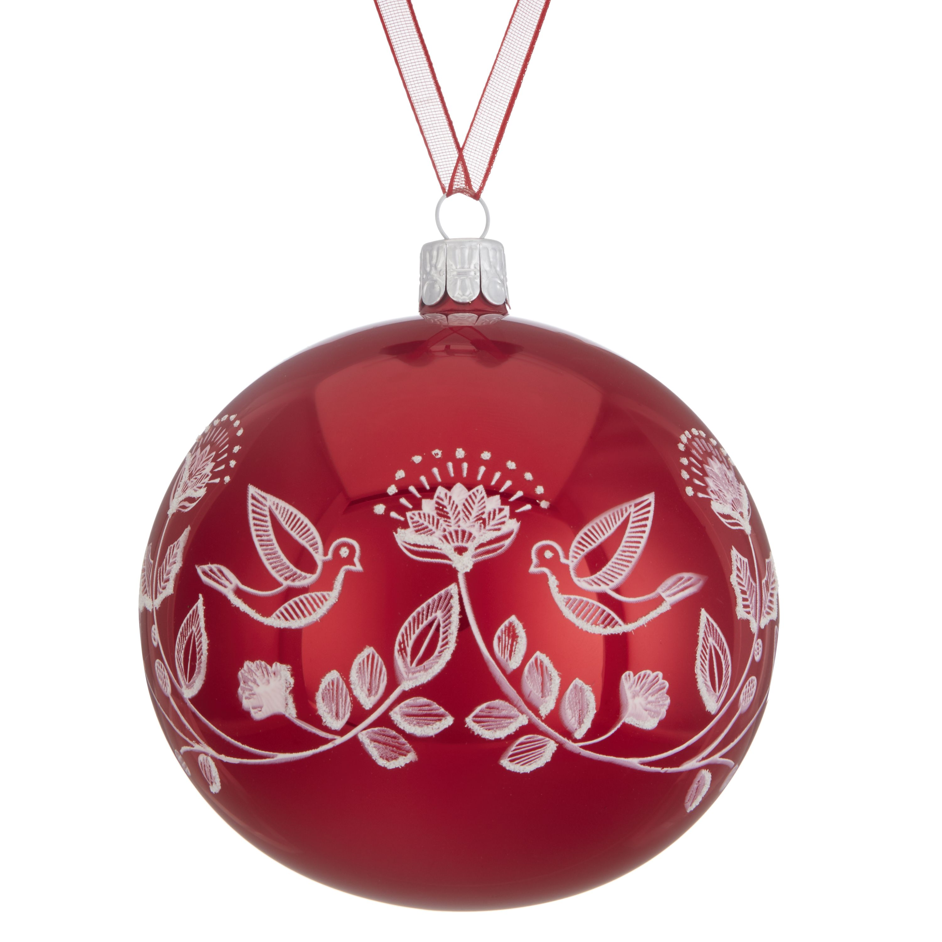 John Lewis Folklore Birds Bauble