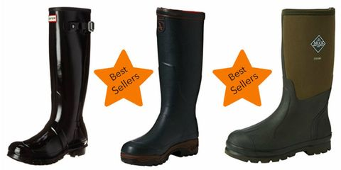 18664be774b88 10 best-selling wellies on Amazon - best welly brands from Hunter ...