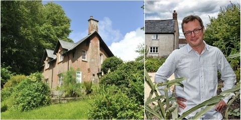 Hugh Fearnley Wittingstall S River Cottage Is Up For Sale